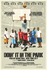 poster for doin' it in the park at the montpelier back room cinema