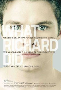 poster for what richard did at deptford film club