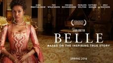Film poster for Belle