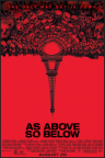 Film poster for As Above, So Below