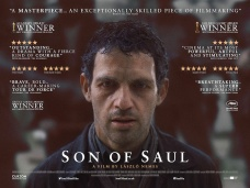 Film poster for Son of Saul